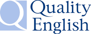 Quality English logo