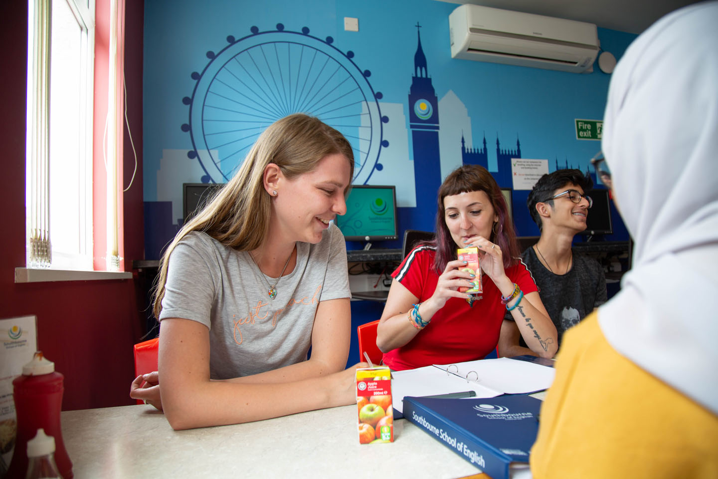 Students Southbourne School of English