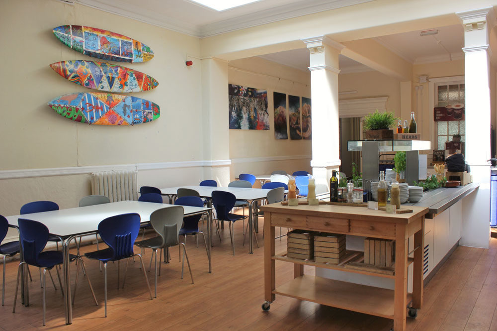 Facilities Southbourne School of English