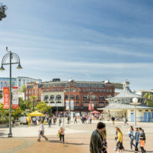 Bournemouth Town Centre