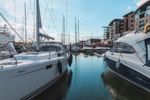 Poole Quay boats