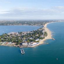 Sandbanks Peninsula Poole