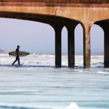 Surfing in Bournemouth